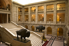 Manitoba State Legislature Building