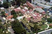 Winchester Mystery House - Aerial View